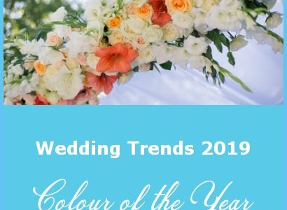 Wedding Trends - Colours - 2019
