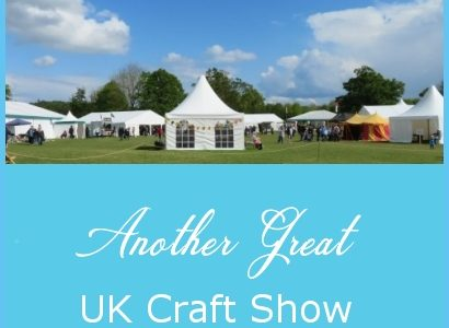 Blog about The Living Crafts Show - Cover Photo
