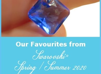 Our Favourites from Swarovski® Spring / Summer 2020 Innovations Collection