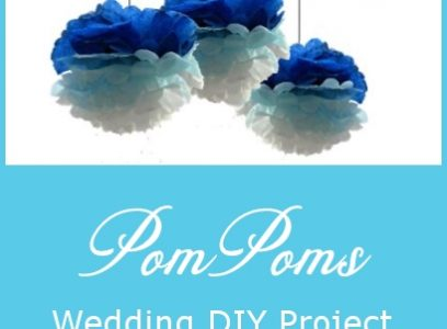 PomPoms – Wedding DIY Project