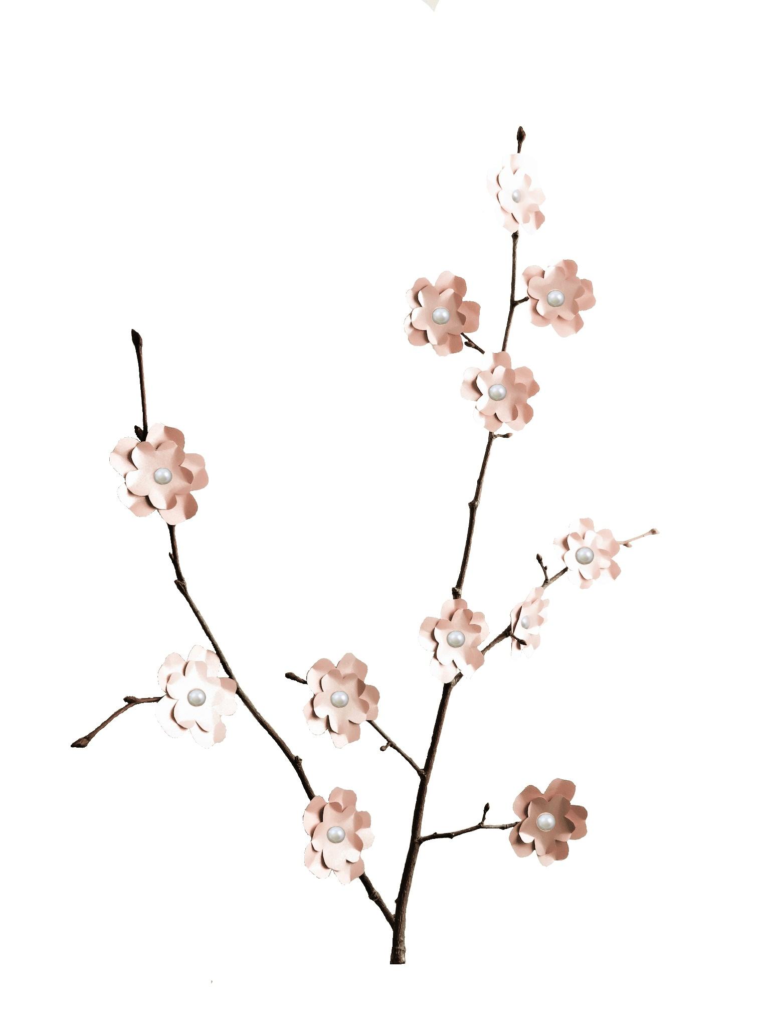 Sakura Blossom (with Pearls) Craft Kit