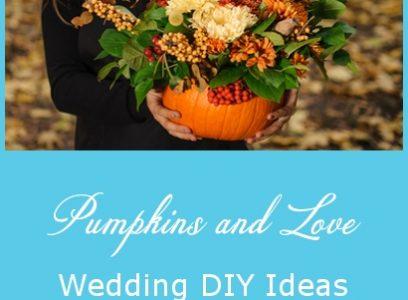 Pumpkins and Love – Wedding DIY Ideas