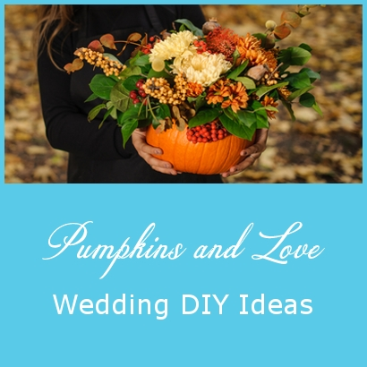 Pumpkins and Love – Wedding DIY Ideas