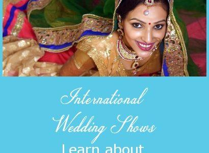 Blog about International Wedding Shows