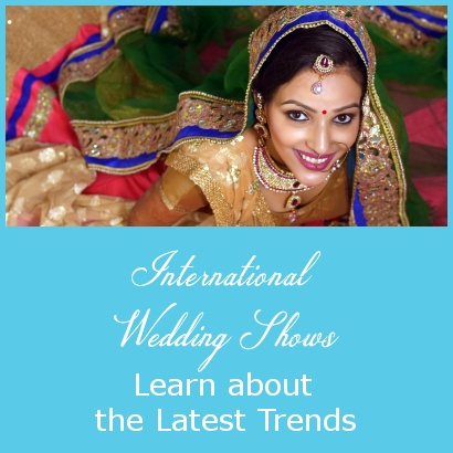 International Wedding Shows – Learn about the Latest Trends