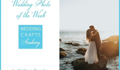 Wedding Photo of the Week - Seaside