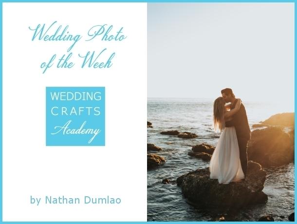 Wedding Photo of the Week - Seaside