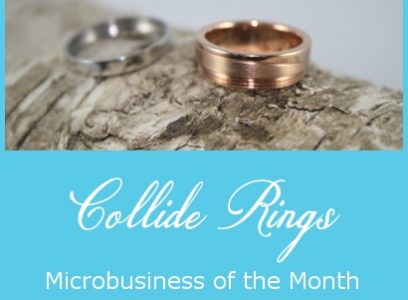 Collide Rings – Microbusiness of the Month – March 2020