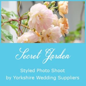 Secret Garden - Themed Wedding Photo Shoot - Blog Post Cover