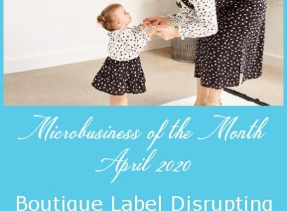 Microbusiness of the Month – April 2020