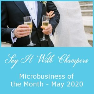 Blog Cover for Microbusiness of the Month May 2020