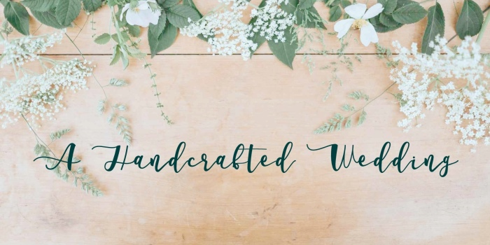 A Handcrafted Wedding - Facebook Group