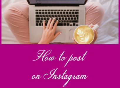 How to Post on Instagram from a Laptop