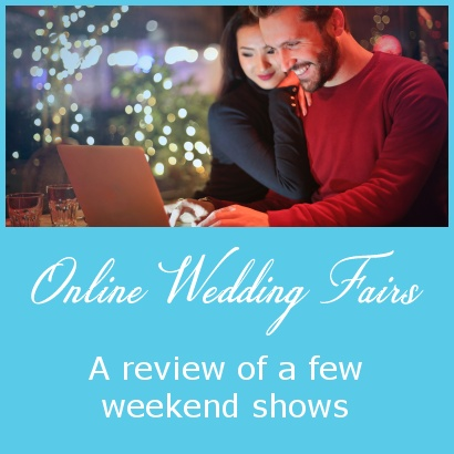 Online Wedding Fairs – A review of a few shows