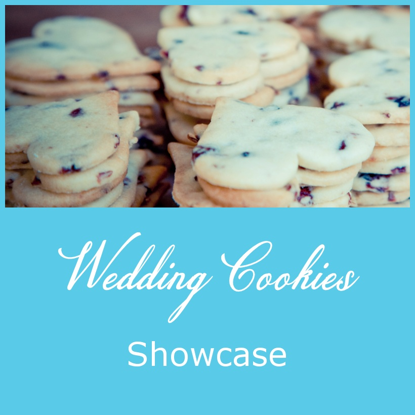 Wedding Cookies Showcase