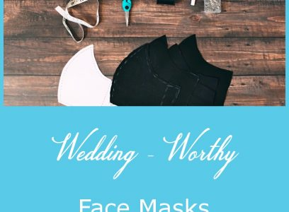 Wedding-Worthy Face Masks