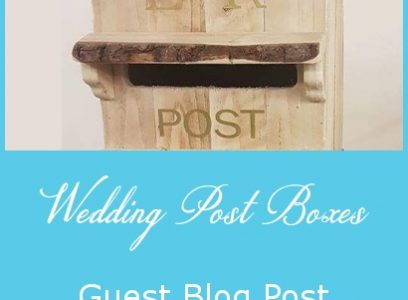 Wedding Post Boxes – Guest Blog Post